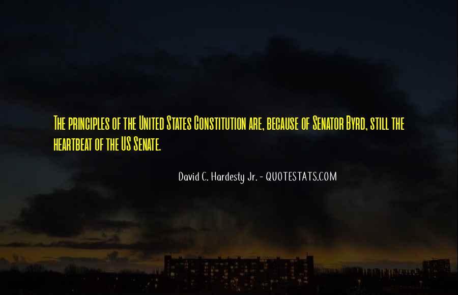 David Byrd Quotes #208256