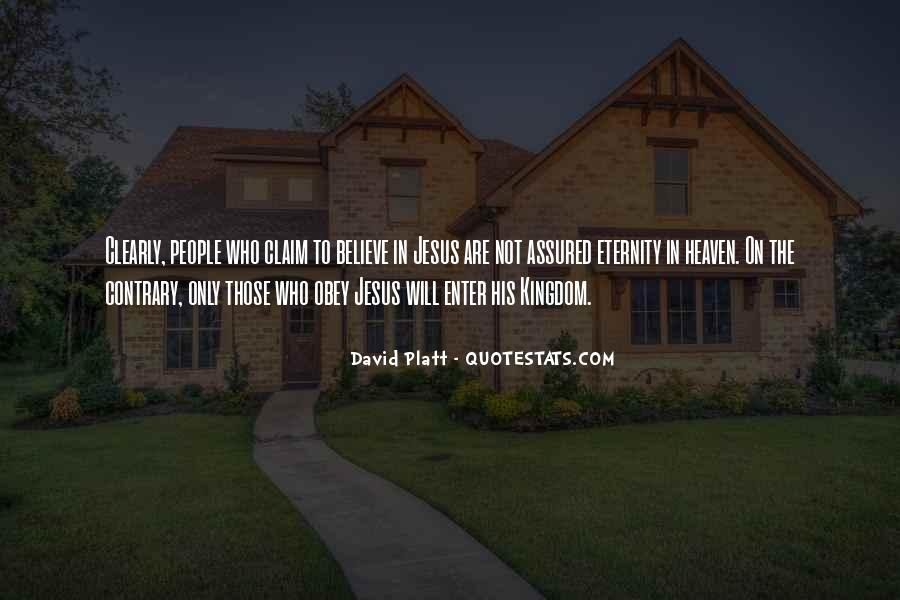 David Obey Quotes #1414191