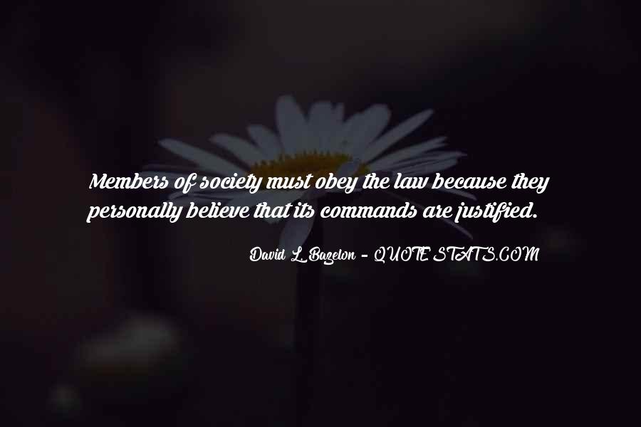 David Obey Quotes #1495233