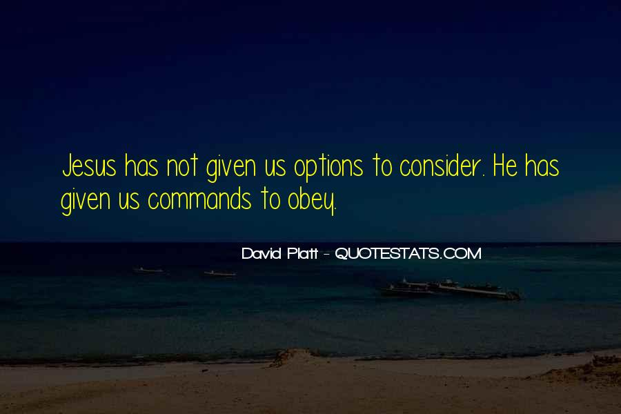 David Obey Quotes #1658790