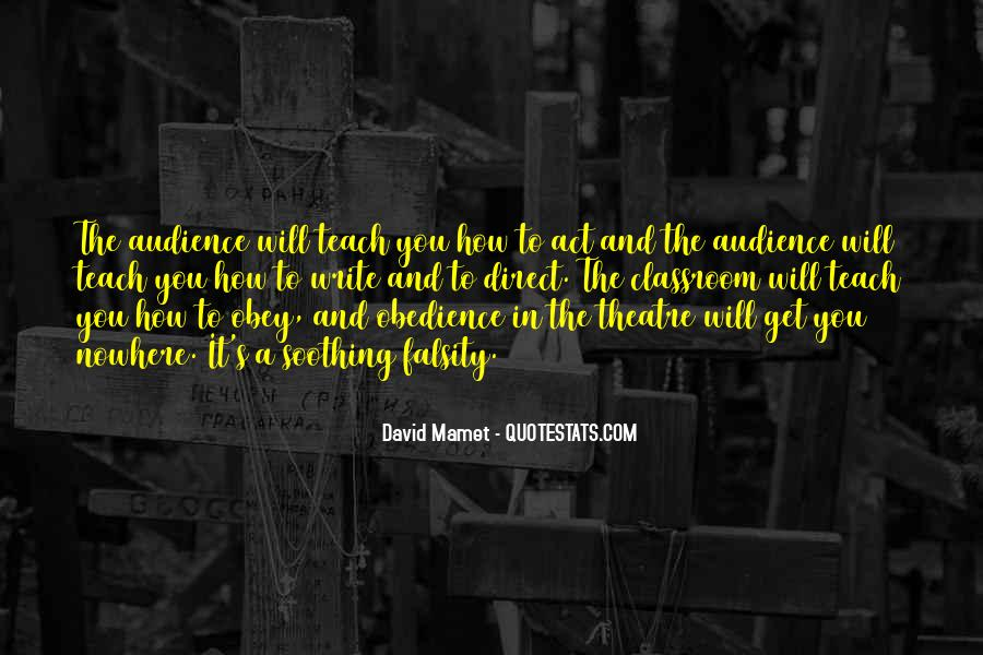 David Obey Quotes #1725408