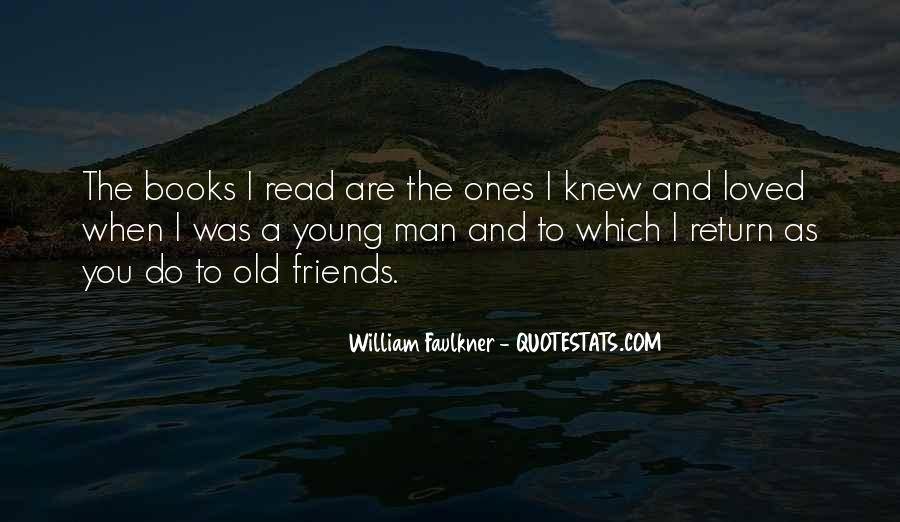 Quotes About The Old Friends #450809