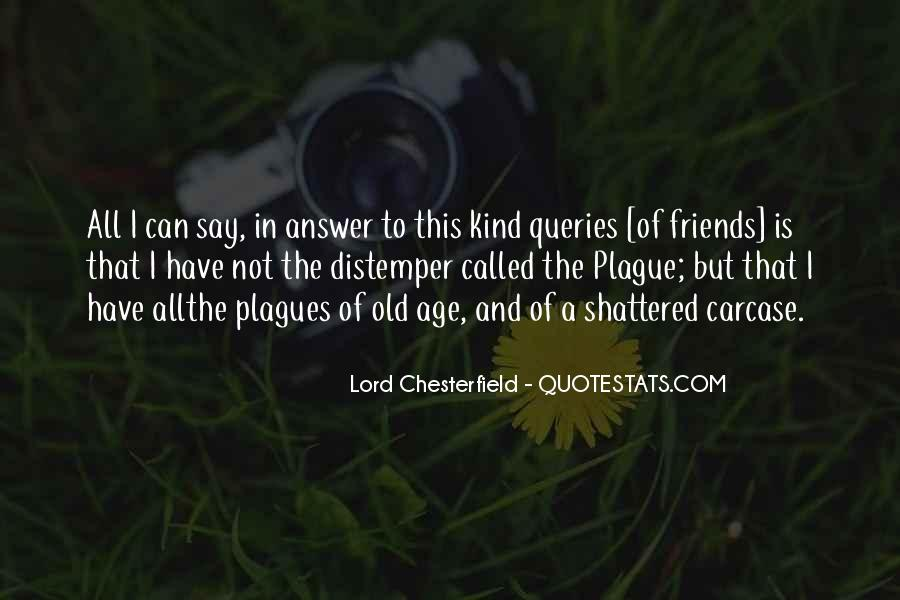 Quotes About The Old Friends #475853