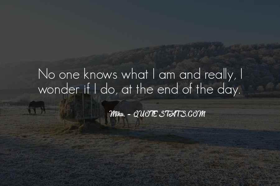 Day Ends Quotes #129349
