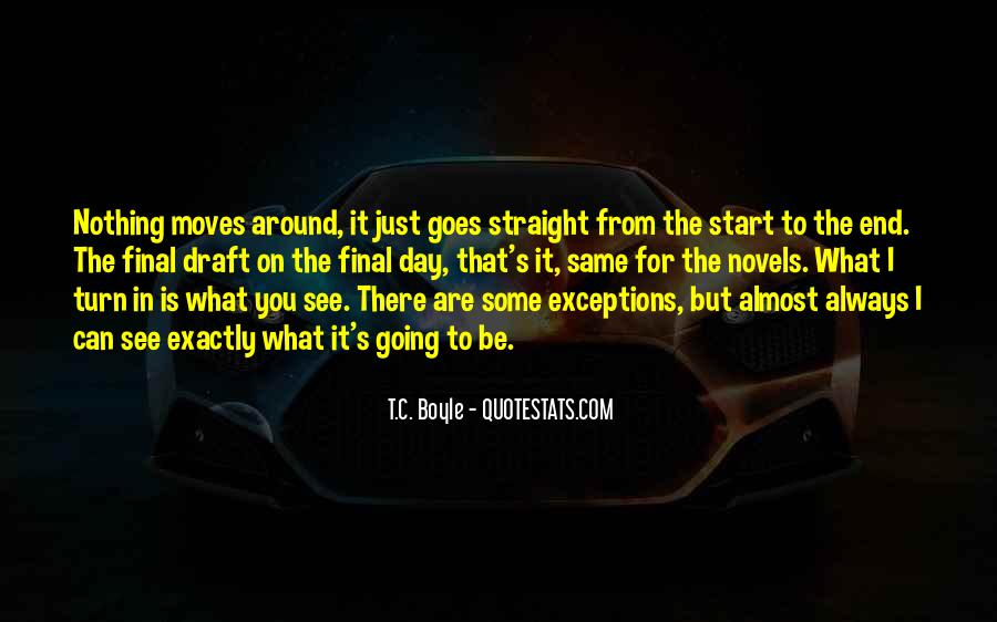 Day Ends Quotes #1320410
