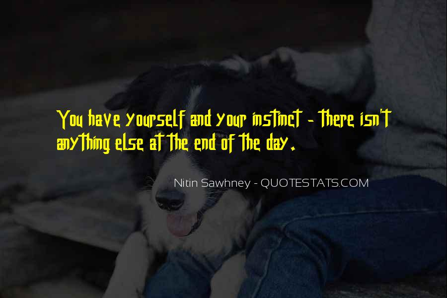 Day Ends Quotes #195670