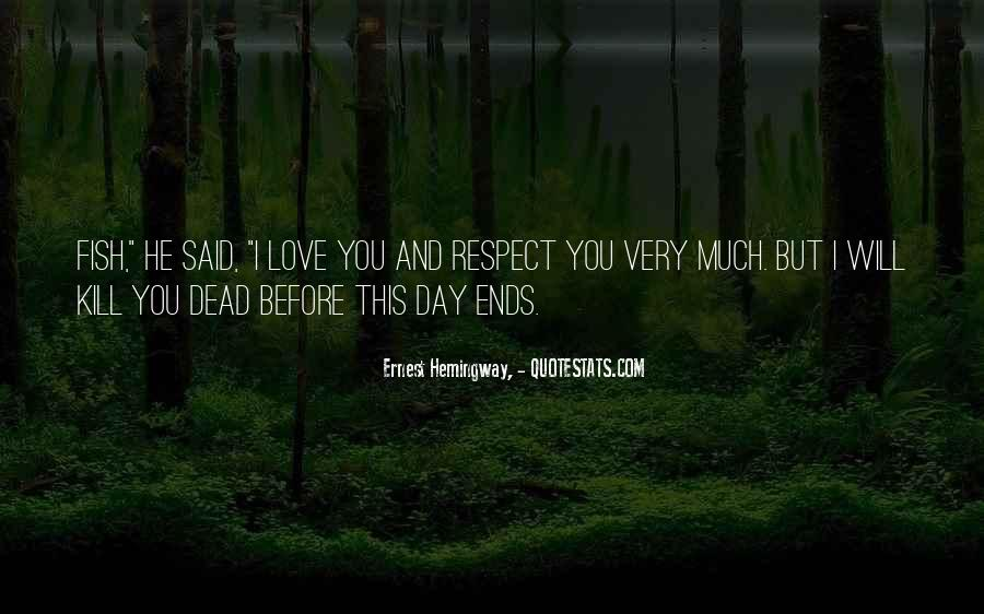 Day Ends Quotes #208861