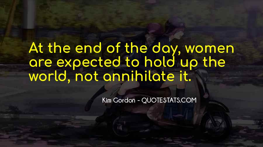 Day Ends Quotes #256240