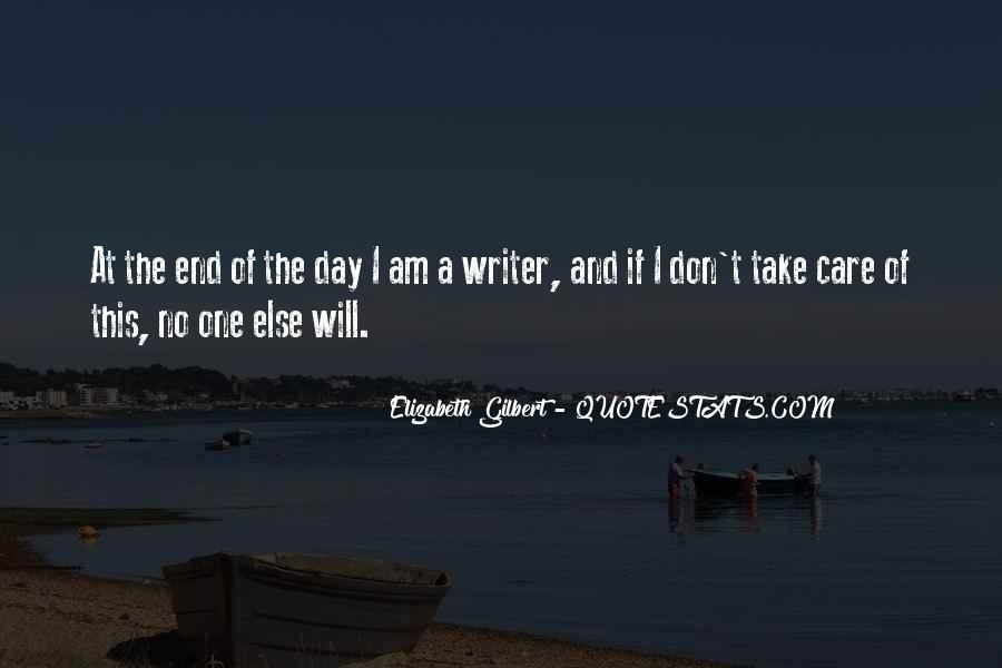 Day Ends Quotes #672481