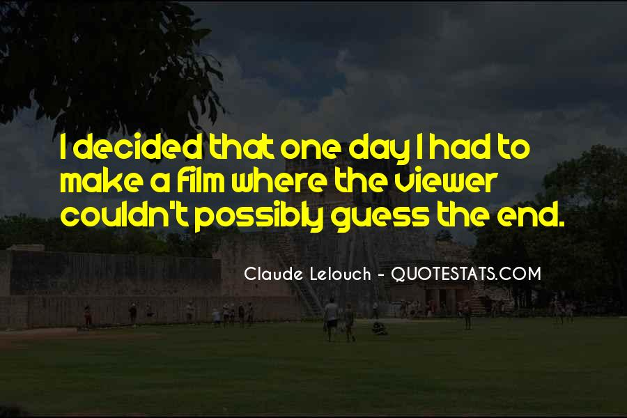 Day Ends Quotes #746474