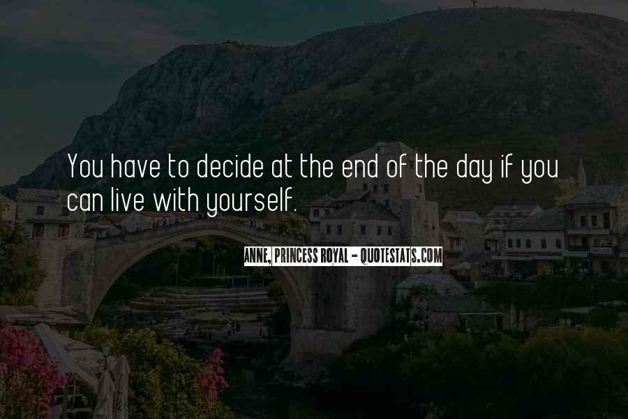 Day Ends Quotes #802343