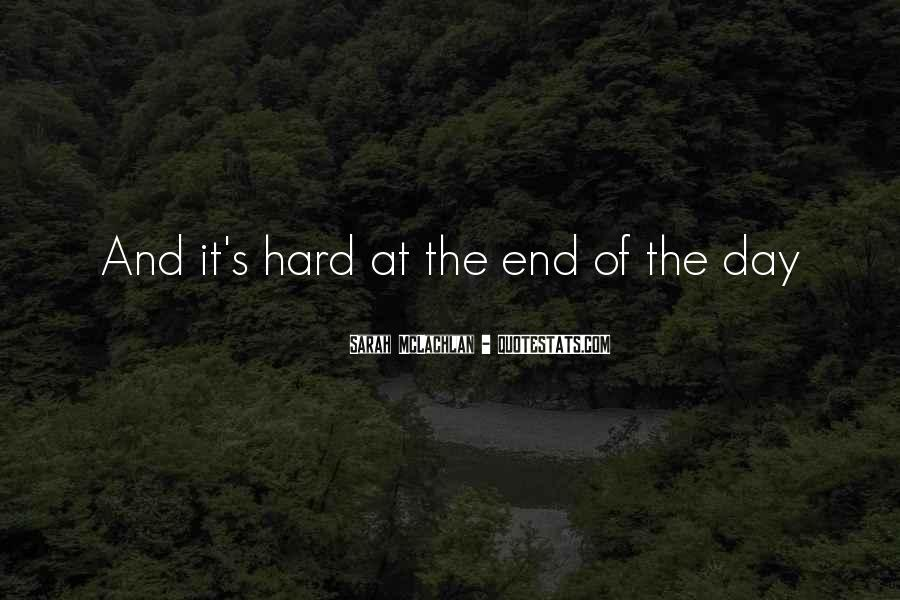 Day Ends Quotes #991729