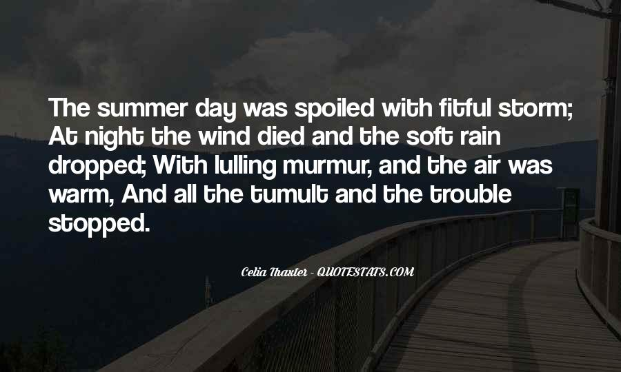 Day Spoiled Quotes #302310