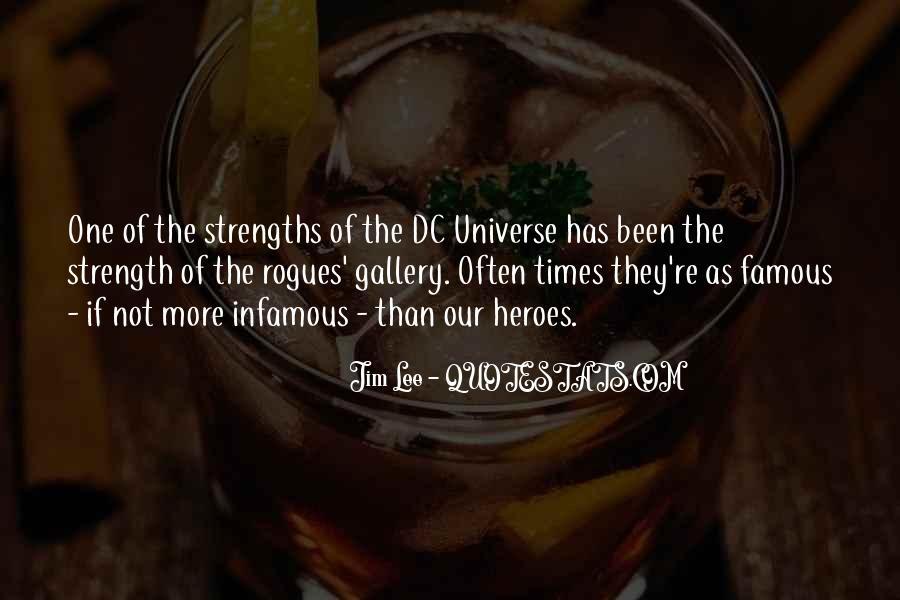 Dc Universe Quotes #1798344