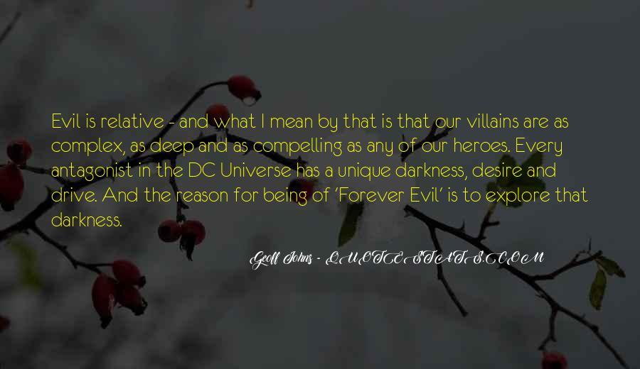Dc Universe Quotes #779191