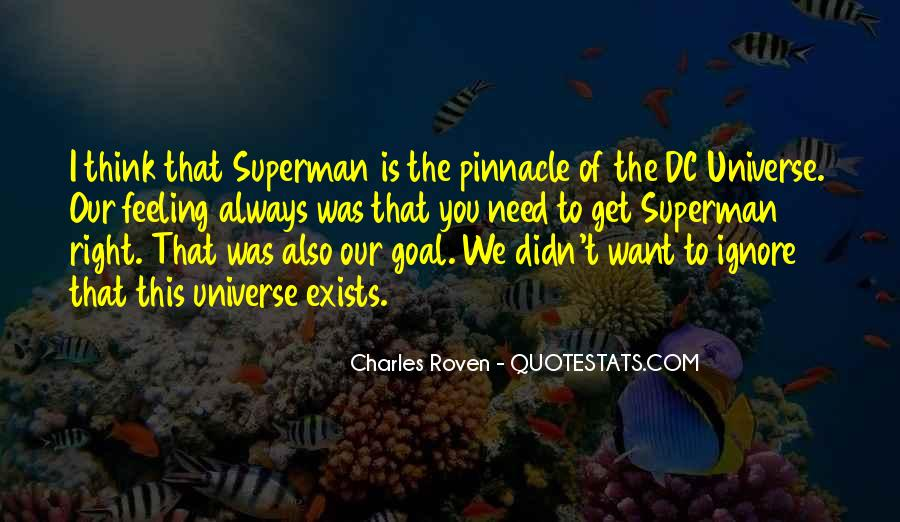 Dc Universe Quotes #800333