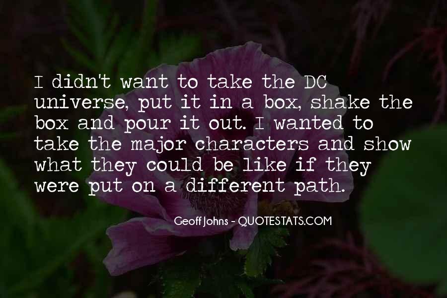 Dc Universe Quotes #93580