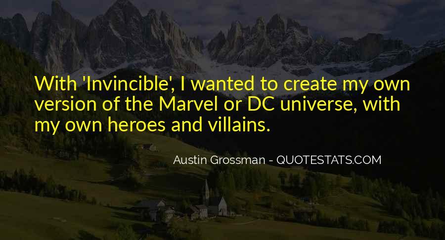 Dc Universe Quotes #958167