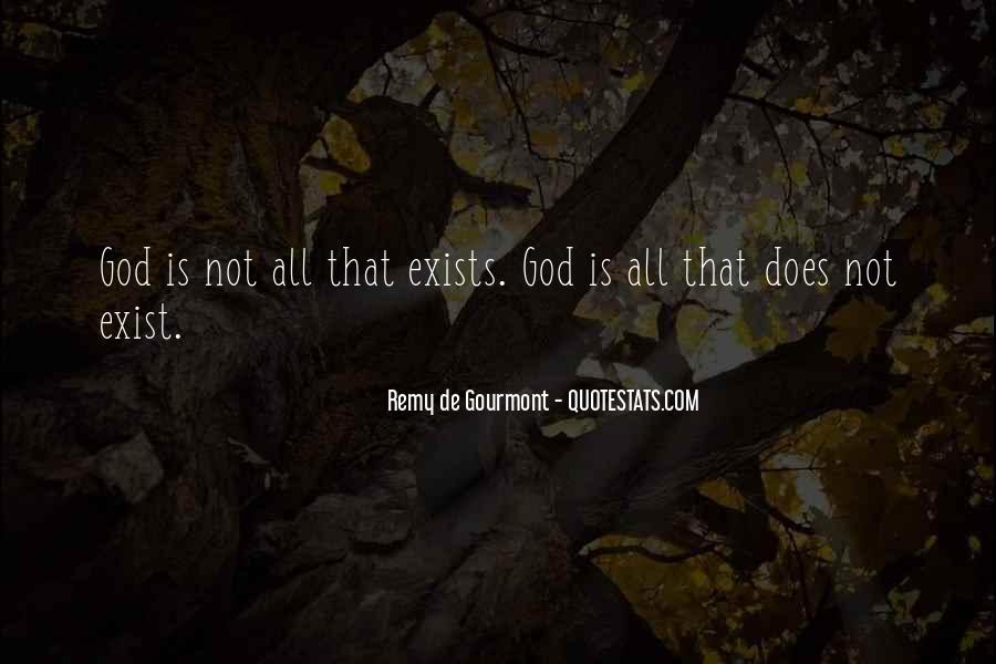 De Gourmont Quotes #1115485