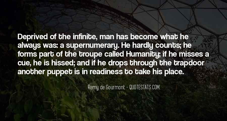 De Gourmont Quotes #128299