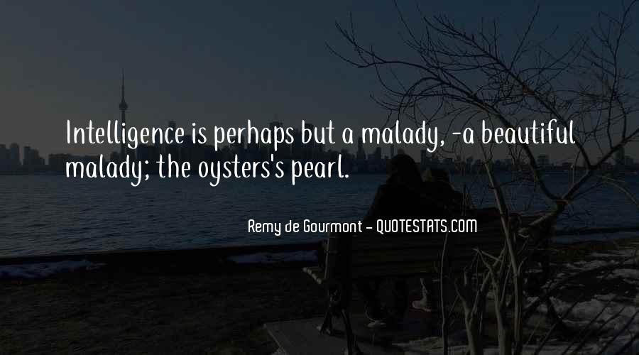 De Gourmont Quotes #1710369