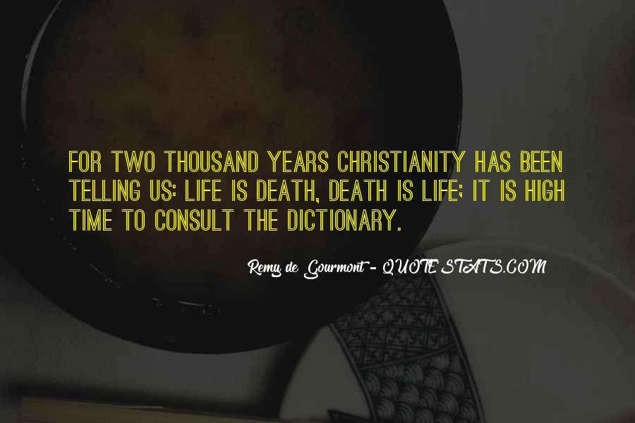 De Gourmont Quotes #1782096