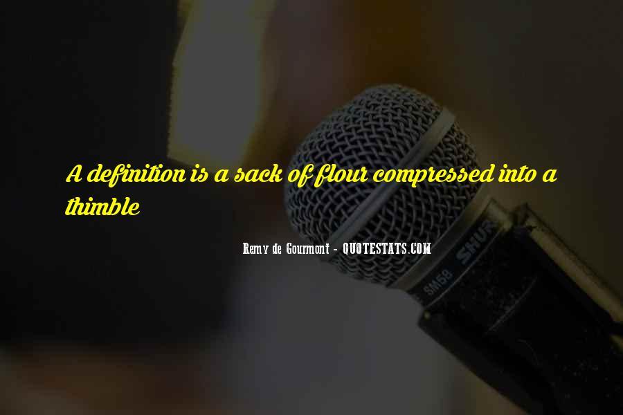 De Gourmont Quotes #515400