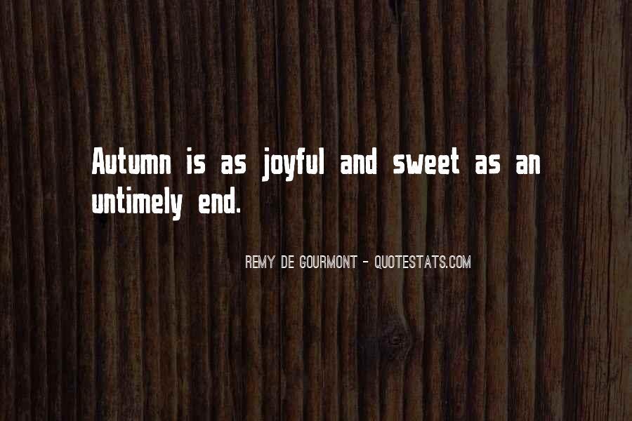 De Gourmont Quotes #660235