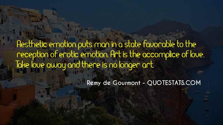 De Gourmont Quotes #667186