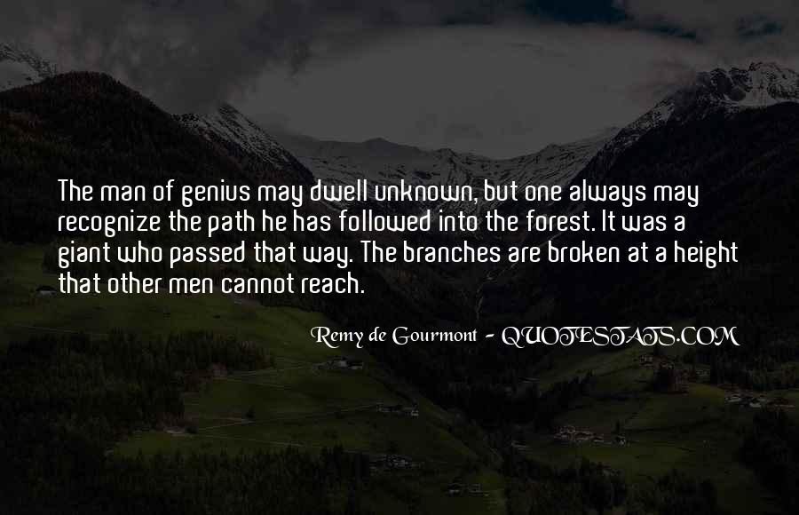 De Gourmont Quotes #731773