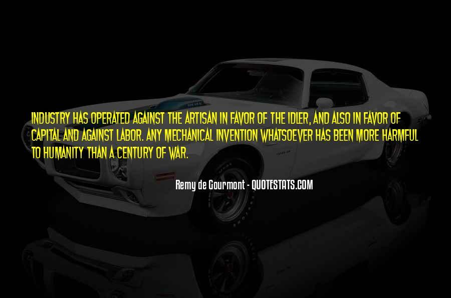 De Gourmont Quotes #904274
