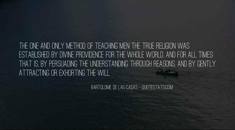 De Las Casas Quotes #131504
