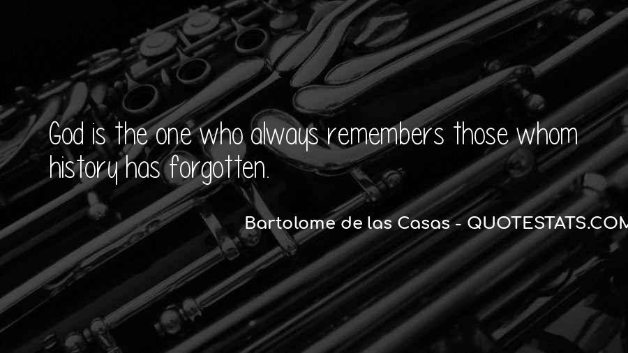 De Las Casas Quotes #502462