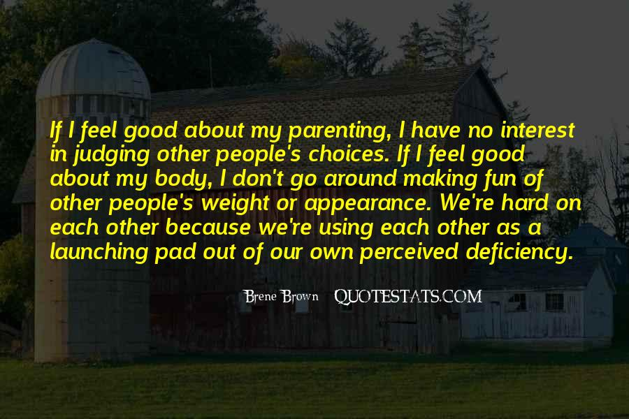 Quotes About Judging People By Their Appearance #1030307