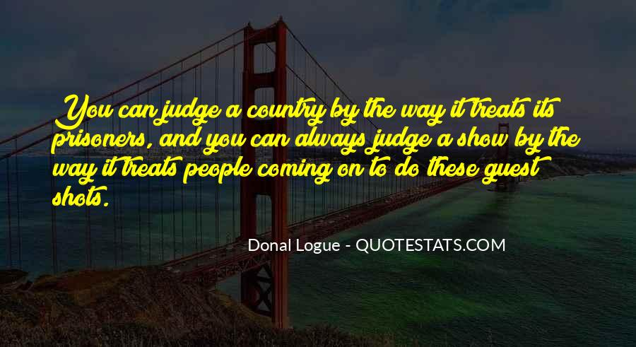 Quotes About Judging People #101372