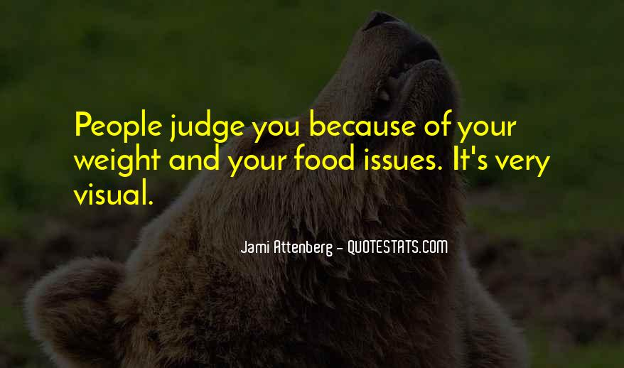 Quotes About Judging People #101848
