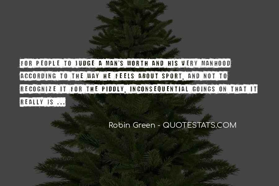 Quotes About Judging People #129351