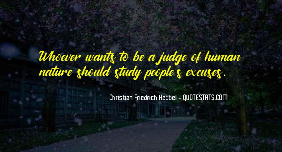 Quotes About Judging People #143082