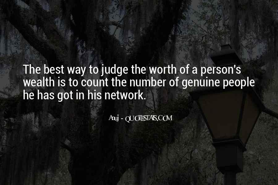Quotes About Judging People #143231