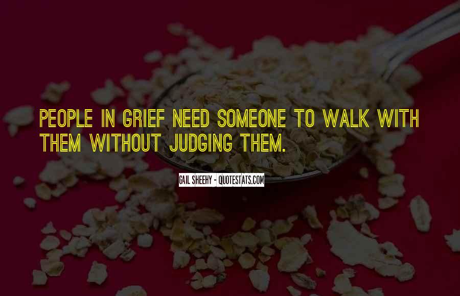 Quotes About Judging People #197102