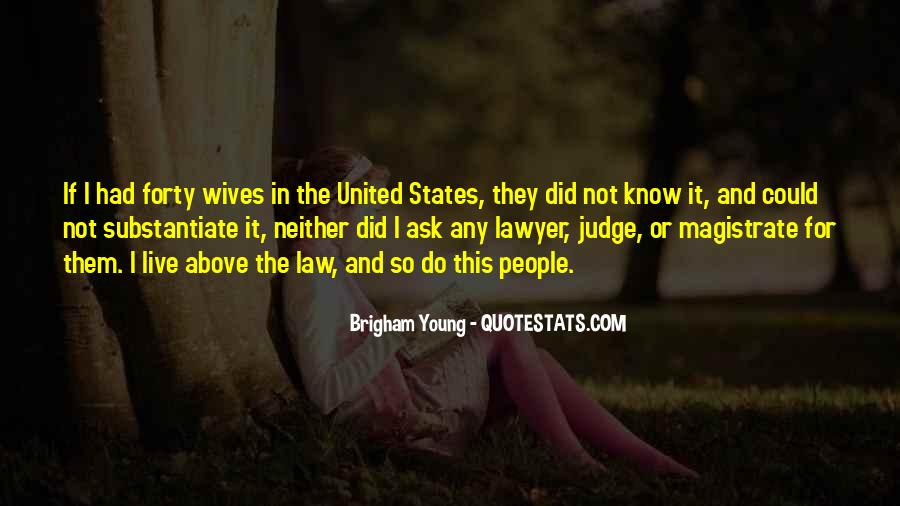 Quotes About Judging People #21248