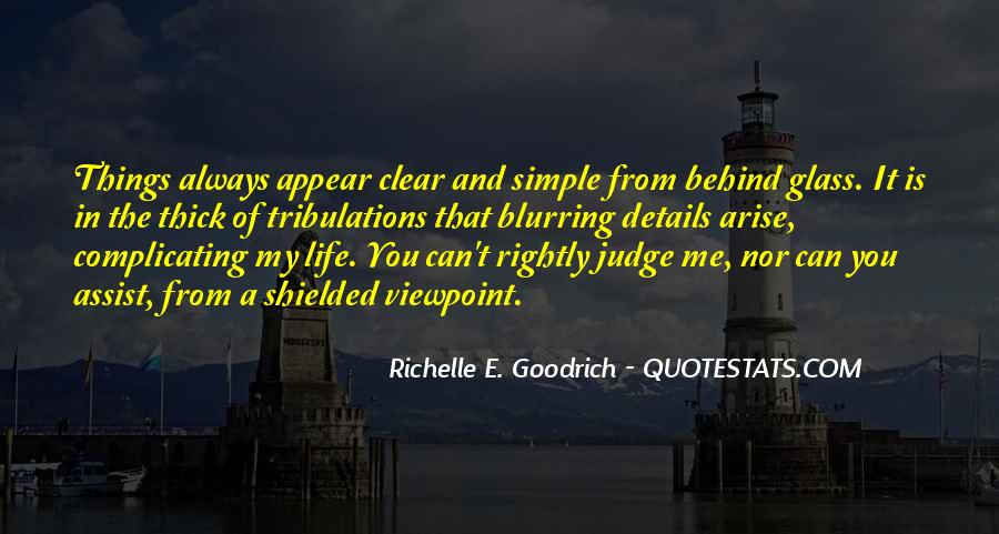 Quotes About Judging People #255864