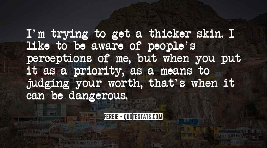Quotes About Judging People #285767