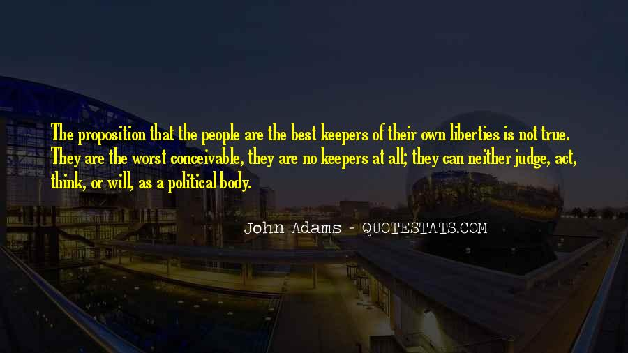 Quotes About Judging People #332794
