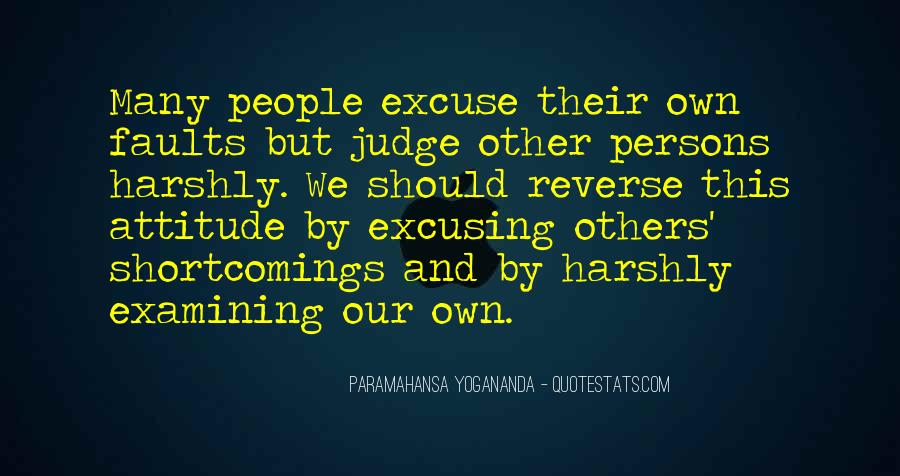 Quotes About Judging People #368746