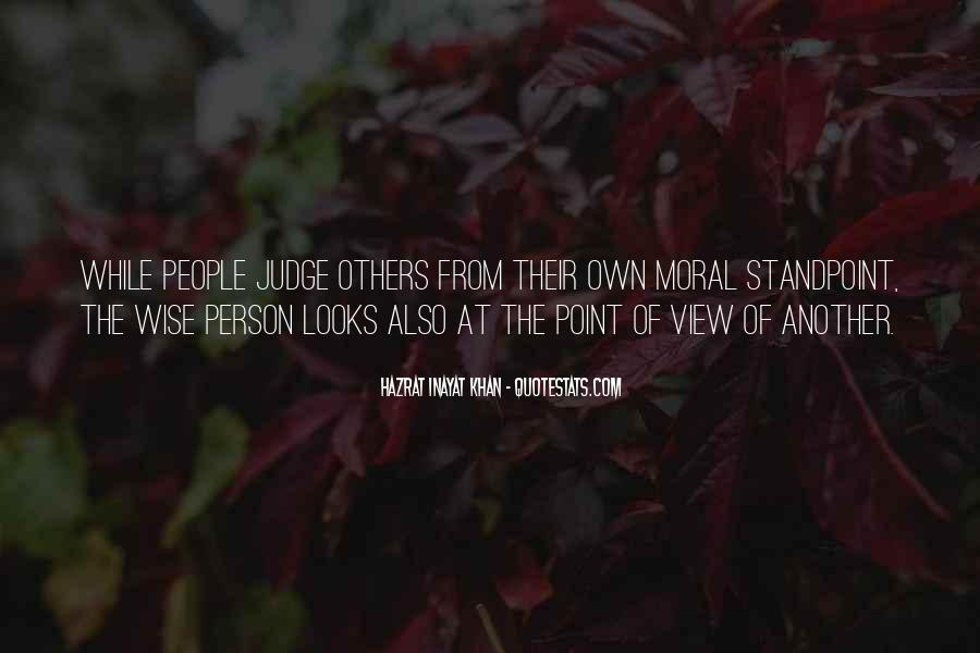 Quotes About Judging People #373169