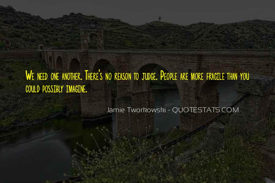 Quotes About Judging People #413488