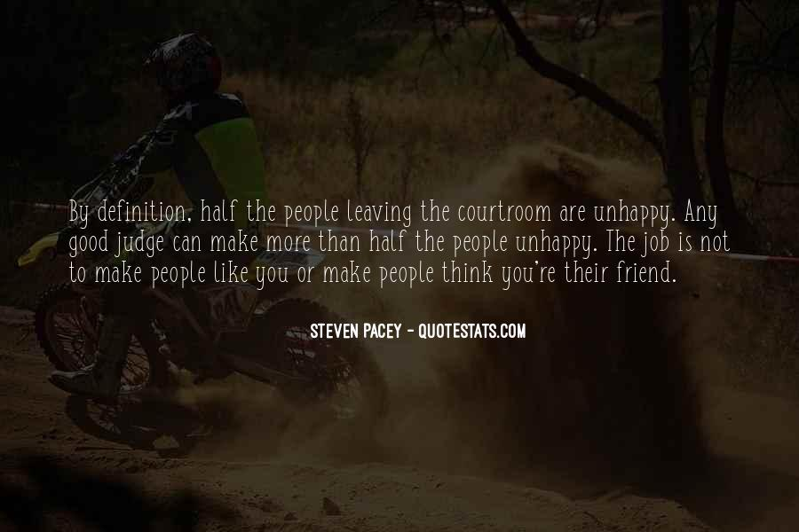 Quotes About Judging People #433279