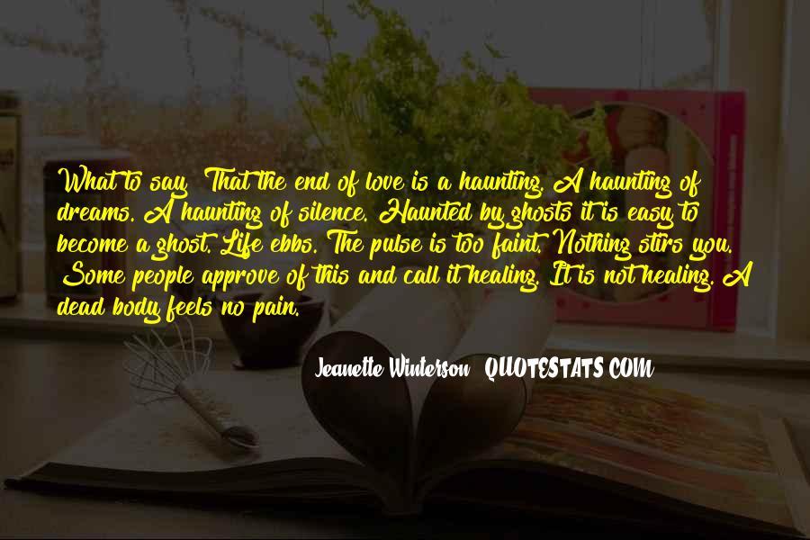 Dead End Love Quotes #1081792