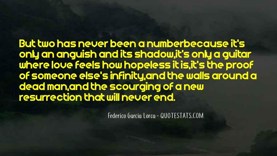Dead End Love Quotes #1245074
